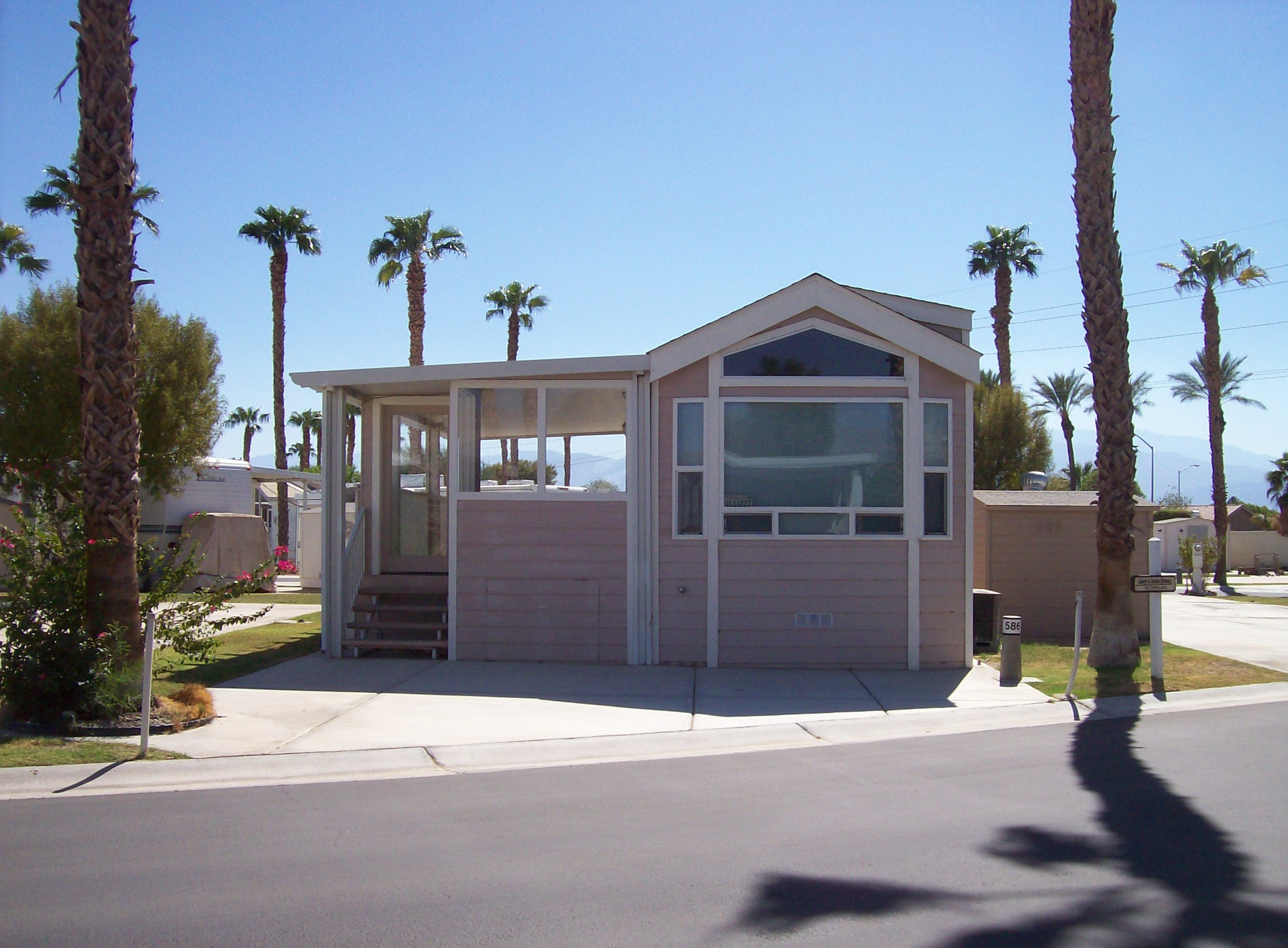 Park model homes for sale in indio ca
